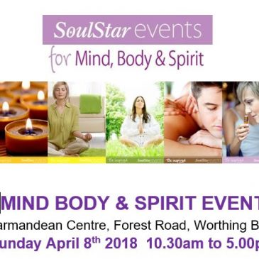 Mind body and Spirit Event