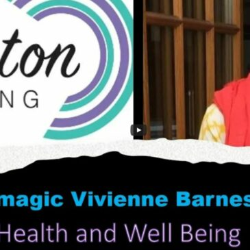 The magic of Vivienne Barnes