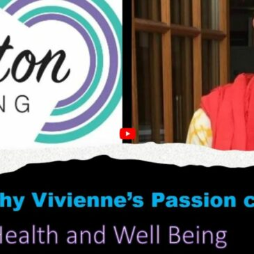 Why Vivienne's passion can help your emotional health and well being